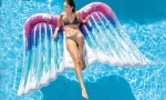 Intex Angel Wings Mat with Handles