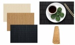Eco Connection Assorted Bamboo Placemat