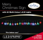 Benross 20 LED Christmas Lights