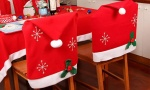 Christmas Chair Cover Christmas Gift