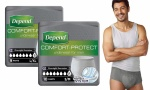 Depend Comfort Protect Incontinence Pants for Men