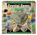 Dig Out Crystal Gems With Gem Bag Play