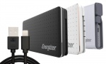 Energizer Quick Charge Power Bank with 1m GVC Iphone cable