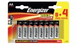 Energizer Max - AA & AAA (8+4 Pack) Batteries