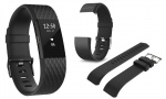 Fitbit Charge 2 Special Edition Activity Tracker Large, Gunmetal