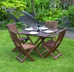 5 Piece Garden Furniture Set