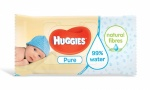 Huggies Baby Wipes Pure & Gentle 18 Pack 56 Wipes