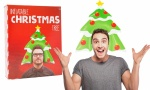 RMS Inflatable Christmas Head - Tree