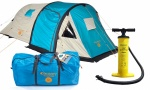 Discovery Adventures 3 Person Aipro Elite Inflatable Tent