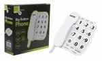 Benross Jumbo Big Button Home Telephone - White