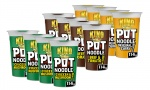 Pot Noodle King 114g (Pack of 12 Mixed Flavours)