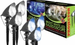 3PC Set LED Kaleidoscope Projector Light