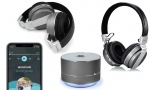 Soundz Bluetooth Head Phone and Speaker Combo Set