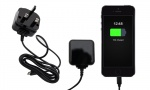 Travel Charger for Micro-USB (1A, Black)