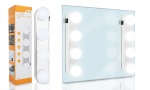 Haven 4 Led Bulb Vanity Mirror Lights - White