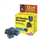 STV Rat and Mouse Bait Station and Bait Blocks