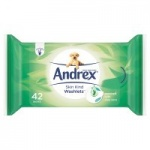 Andrex Aloe Vera Toilet Tissues - With and Without Andrex Aloe Vera Washlets