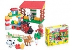 Animal Farm Brick Set