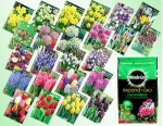 209 Piece Autumn Bulb Hamper & Miracle Gro Compost