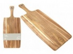 Borga Acacia Wood Serving Paddle