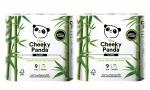 The Cheeky Panda 3 Ply Classic White Toilet Tissue