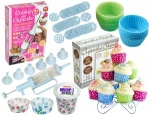 138 Piece Cupcake Making Set