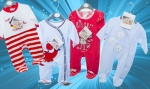 Sleepsuits in Choice of Design