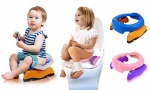 2 in 1 Portable Travel Potty Seat and Training Seat