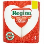 20 Rolls Regina Heart Kitchen Towels